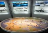 Inauguración de la exposición 'El Ártico se rompe'
