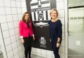 El Cartagonova reestrenará vestuarios en el derbi ante el Real Murcia