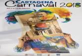 Cartel del Carnaval de Cartagena 2018
