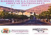 Fiestas patronales del Barrio de la Concepción