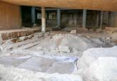 Excavaciones del Barrio del Foro Romano