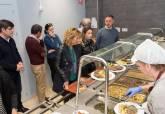 El Ayuntamiento agradece la labor de Cáritas durante la pasada crisis humanitaria por la llegada masiva de migrantes a la ciudad
