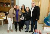 Visita de la alcaldesa y el concejal de Descentralización al Local Social de Los Mateos