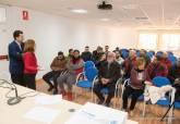 Entrega de diplomas del programa Barrio ADLE de Los Barreros y Villalba - Se amplía imagen