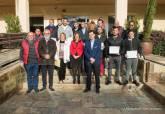 Entrega de diplomas del programa Barrio ADLE de Los Barreros y Villalba - Ampliar imagen