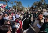 Los Reyes Magos llegan a Cartagena