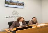 Presentación de la nueva web de Cartagena Puerto de Culturas