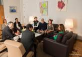 Reunión de la alcaldesa con la Cruz Roja