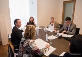 Reunión extraordinaria del Patronato de la Fundación Teatro Romano de Cartagena