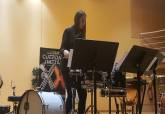 Finalistas de percusión de Entre Cuerdas y Metales