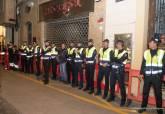 Procesión Lunes Santo -Policía