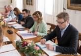 Reunión del consejo de la ADLE
