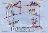 Cartel y programa de actividades del Día Internacional de la Danza 2018 en Cartagena