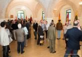 Exposición banderas de España en el Museo Militar