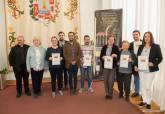 Entrega de premios III concurso embellecimiento de balcones