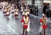 Fotograma del documental de Cartagena y la Semana Santa del 76 y 77
