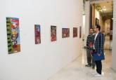 Inauguración exposición de Tomás Mendoza - Palacio Consistorial