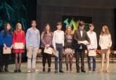 Entrega de premios Entre Cuerdas y Metales 2018