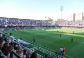 F.C Cartagena contra el Écija Balompié