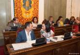 Pleno extraordinario de presupuestos municipales