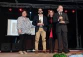 Premios 'Arado de Oro del Campo de Cartagena' y 'Galileo del Año' - Fiestas de Primavera del 'Campo, Música y Flores' de Pozo Estrecho