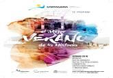Cartel programación de verano Cartagena Puerto de Culturas