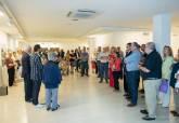 Galería Inauguración Exposición Cuando la luz se apague