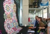 Inauguración exposición talleres Igualdad