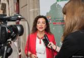 Obdulia Gómez Exposición 'Flora Protegida' de Cartagena en el Día Mundial del Medio Ambiente- Niños del Patronato