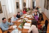 Reunión jurado del XXXVI edición de los Premios Anuales al Deporte Cartagenero