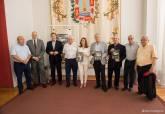 Presentación de la recopilación gráfica sobre el fútbol cartagenero en el centenario del Cartagena EFESÉ