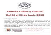 Semana Lúdica Cultural de Los Popos