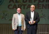 Gala de los XXV Premios Anuales al Deporte cartagenero 2017