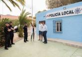 Destacamento de Policía Local permanente en La Azohía