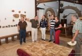 Casa del Folclore de Palma conferencia de Martirio.  Festival Nacional de Folclore en la Comarca de Cartagena.