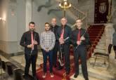 Concierto de Clarinetes donde Roy Jowitt Clarinet Quartet