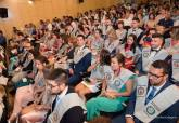 Graduación de la VI Promoción Escuela Universitaria Enfermería de Cartagena