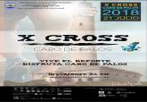 Cartel Cross Cabo de Palos