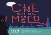 Cartel Cine en el Museo