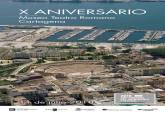X Aniversario del Museo Teatro Romano