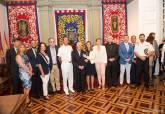 Entrega de la Medalla de Oro de Cartagena a Antonio Bermejo