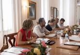 Reunión del Consejo de Administración de Cartagena Puerto de Culturas
