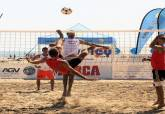 19º Open Ciudad de Cartagena de futvoley -Playa del Cavanna