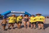 Travesía Solidaria Playas de La Azohía