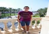 Recepción del ajedrecista Aaron Alonso en el Palacio Consistorial