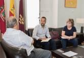 Reunión Concejalía de Patrimonio Arqueológico y vecinos