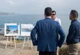 Presentación del paseo marítimo del entorno del Galúa