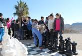 Talleres para escolares en Cartagena Puerto de Culturas. Actividades lúdicas para niños.