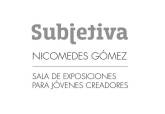 Logo Sala Subjetiva Nicomedes Gómez para jóvenes artistas