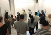 Exposición 'Disforme' del joven Daniel Soledispa Villamar en la Sala Subjetiva